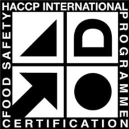 Logo HACCP International - Touchfree Toilet