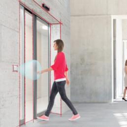 Whitepaper Hygiene in focus - Aanrakingsvrije toegang in een clean gebouw